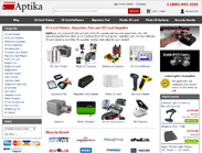 Aptika site is now published in HTML5!