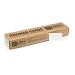 Blank Zebra Premium PVC ID Cards White - CR80 30 Mil - 500 cards