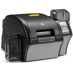 Zebra ZXP Series 9 USB/Ethernet Single-Sided Retransfert Card Printer