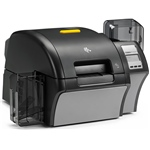 Zebra ZXP Series 9 USB/Ethernet Dual-Sided Retransfert Card Printer