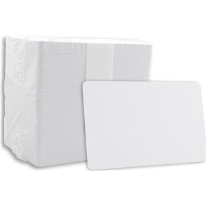 Blank PVC Cards Picture