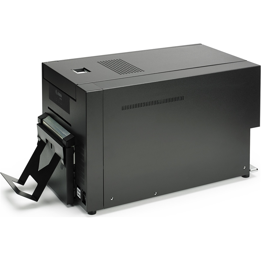 Zc10l Large-format Card And Badge Printer