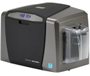 Fargo DTC1250e ID Card Printer - Dual-Sided - USB & Ethernet