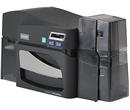 Fargo DTC4500e Card Printer - Dual-Sided - Dual-Side Lamination