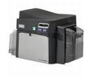 Fargo DTC4250e ID Card Printer - Single-Sided - USB & Ethernet
