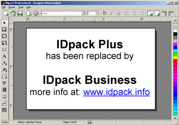 IDpack Plus is a fast and reliable badge-printing program for Windows. It allows you to design and produce photo ID cards, badges, labels and nametags for all kinds of uses. IDpack prints on your own printer with more than 1000 Avery label formats.