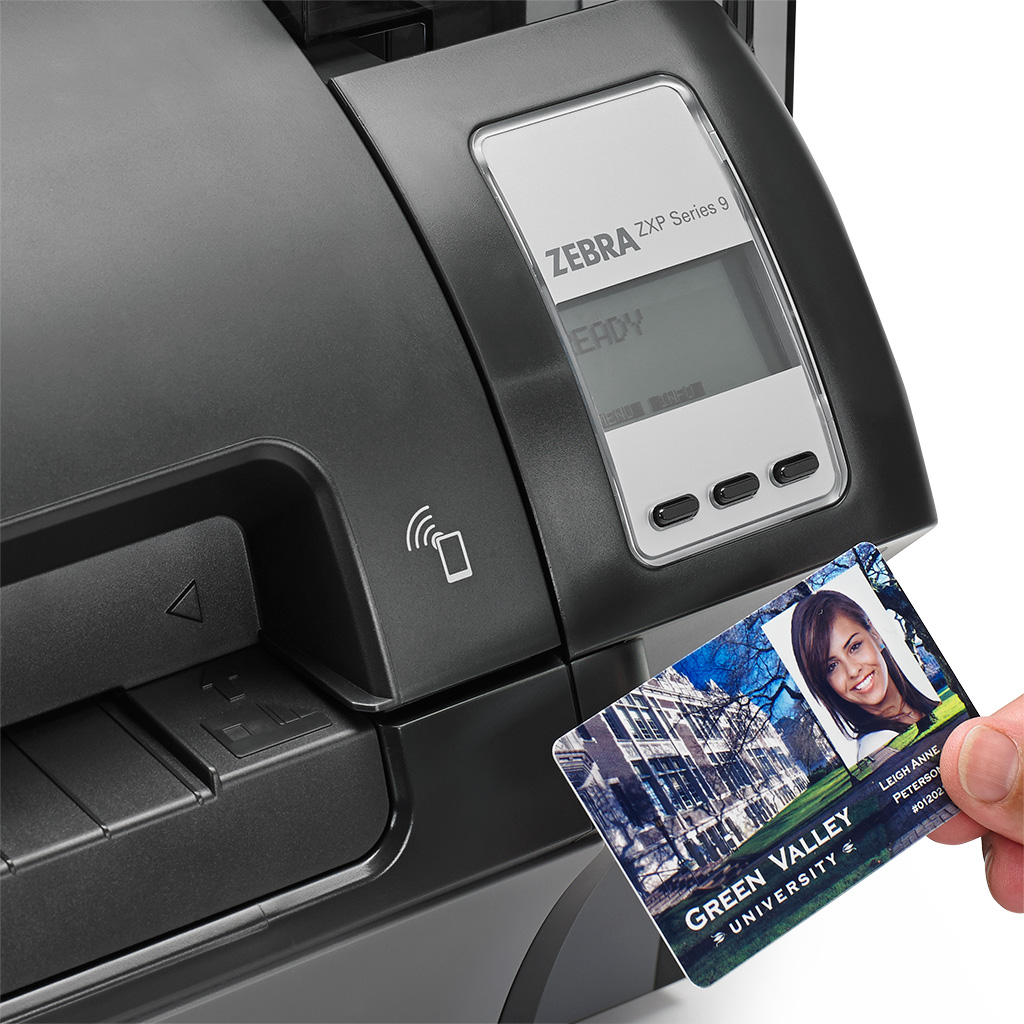 Don't keep your event VIPs waiting. Print better and faster passes with a Zebra ZXP Series 9